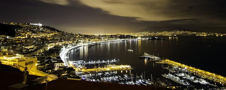 Gece Manzarası - Napoli