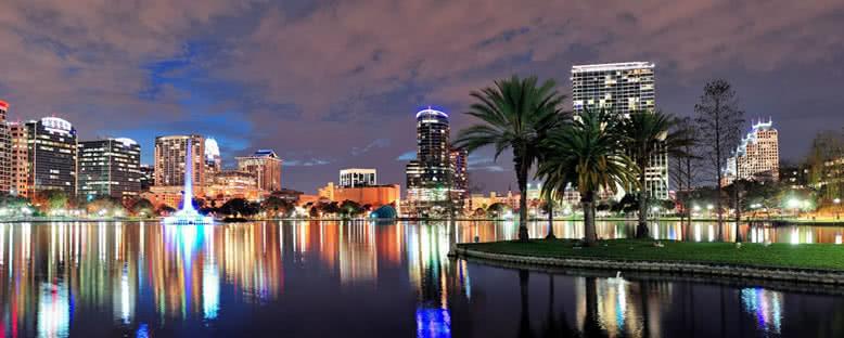 Gece Manzarası - Orlando