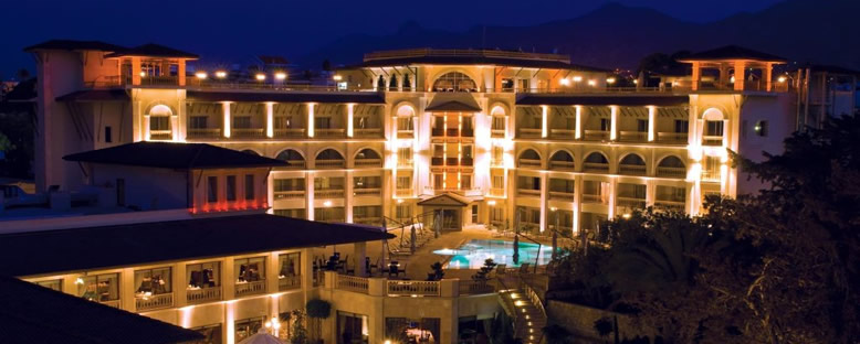 Gece Manzarası - The Savoy Ottoman Palace