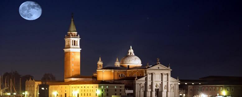Gece Manzarası - Venedik
