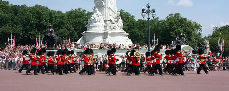 Geçit Töreni - Londra