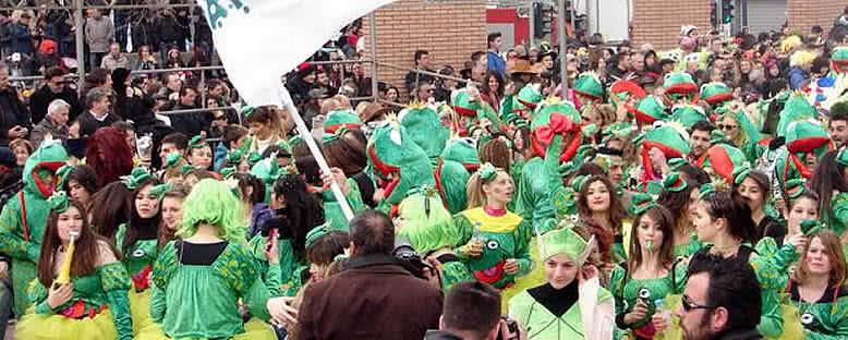 Geçit Törenleri - İskeçe Festivali