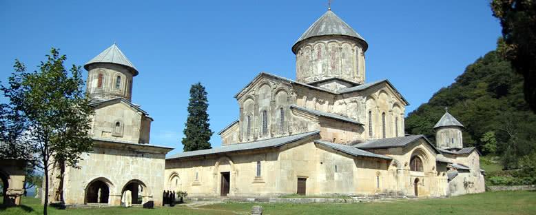Gelati Manastırı - Kutaisi
