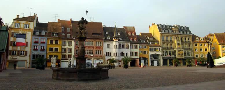Geleneksel Binalar - Mulhouse