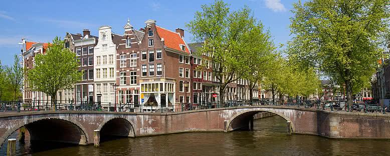 Geleneksel Evler - Amsterdam
