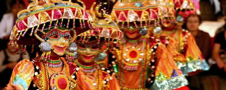 Geleneksel Maske Festivali - Andong