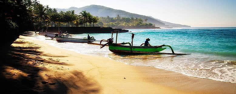 Geleneksel Tekneler - Bali