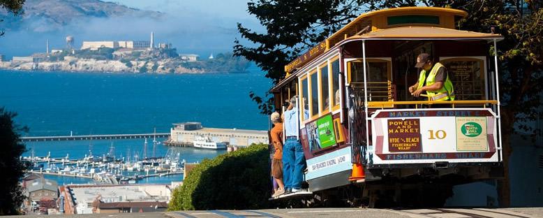 Gelenksel Tramvaylar - San Francisco