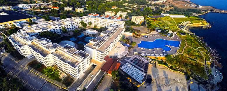 Genel Görünüm - Jasmine Court Hotel & Casino