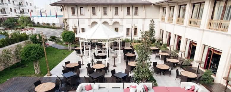 Genel Görünüm - The Savoy Ottoman Palace