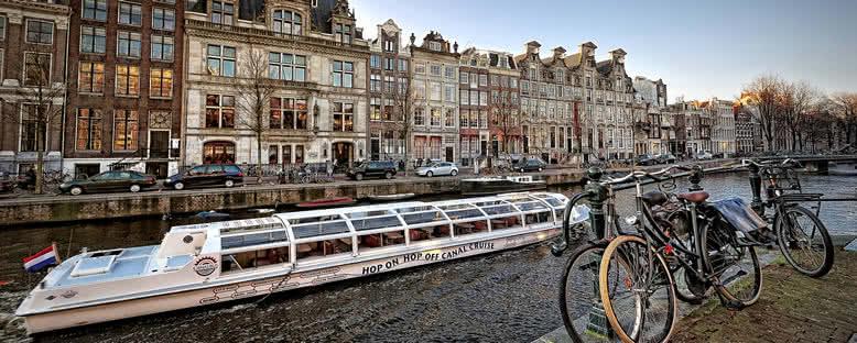 Gezi Tekneleri - Amsterdam