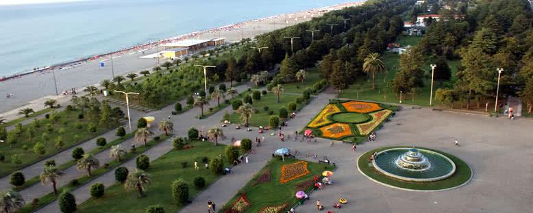 Sahil Şeridi - Batum