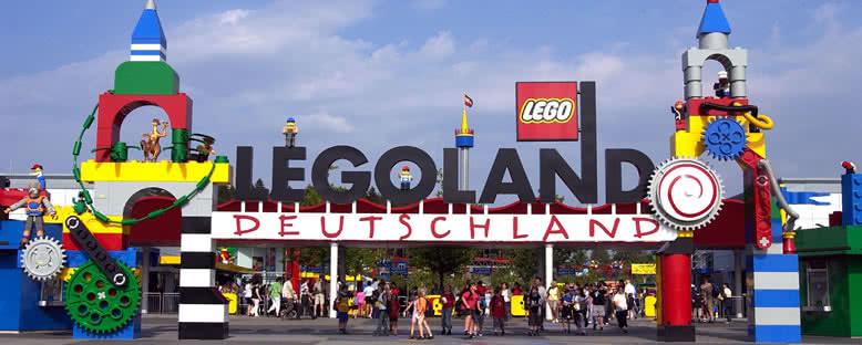 Giriş Kapısı - Legoland