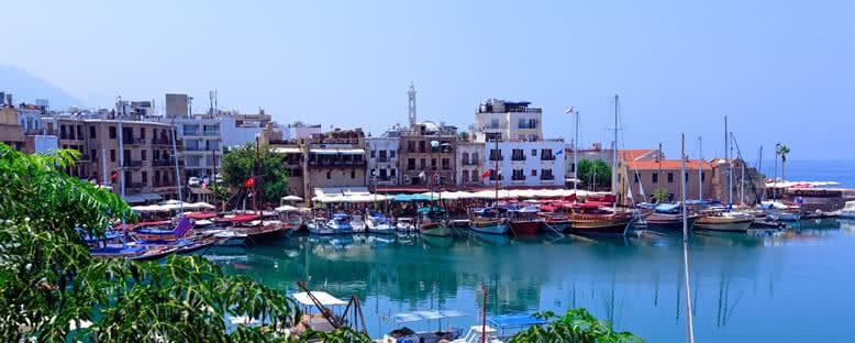 Girne Limanı - Kıbrıs