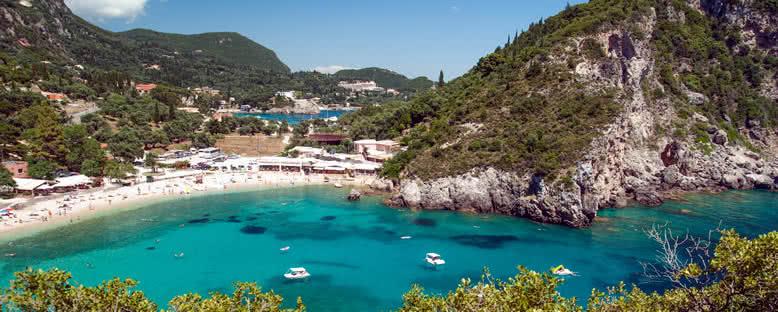 Gizli Koylar - Korfu