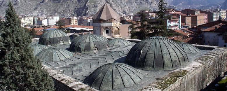Gök Medrese - Amasya