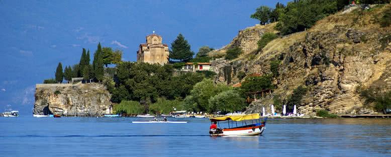 Göl ve Kiliseler - Ohrid