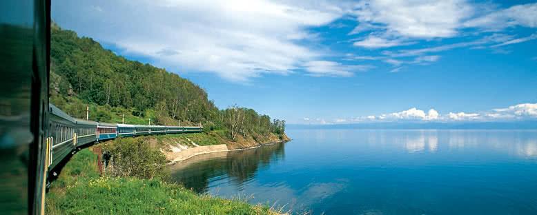 Göl Kıyısında Yolculuk