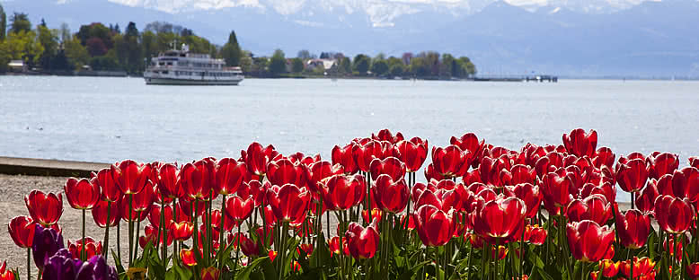 Göl Manzarası - Bodensee