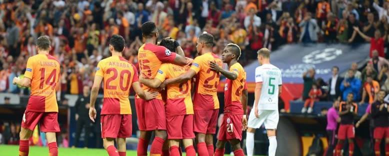 Gol Sevinci - Galatasaray