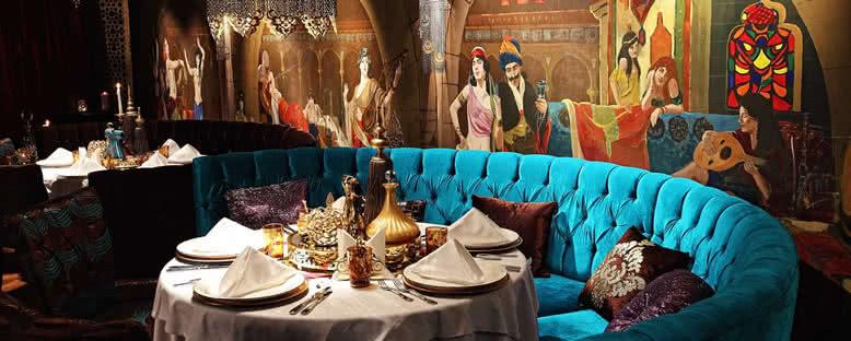 Golden Cage Restaurant - Cratos Premium Hotel