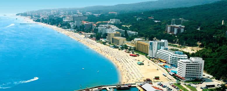 Golden Sands Plajı - Varna