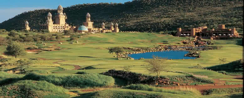 Golf Sahaları - Sun City