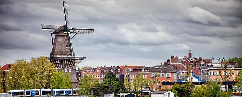 Gooyer Yeldeğirmeni - Amsterdam