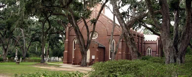Grace Episcopal Church - St. Francisville