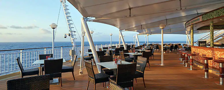 The Great Outdoors Pub - Norwegian Pearl