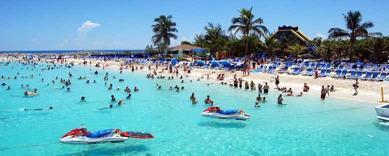 Great Stirrup Cay - Bahamalar
