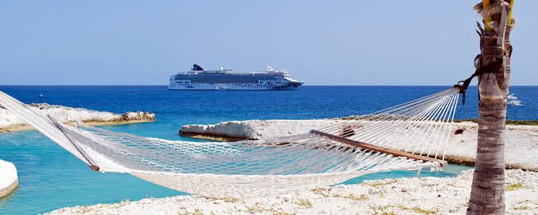 Great Stirrup Cay Kıyıları - Bahamalar