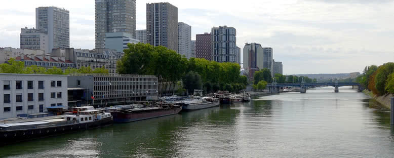 Grenelle Limanı - Paris