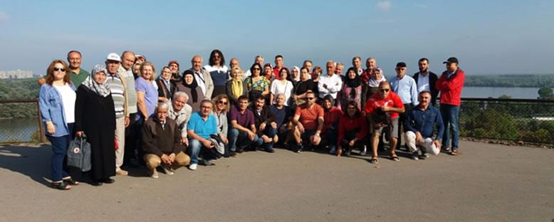 Gruppal ile  Balkanlar Turu Katılımcıları