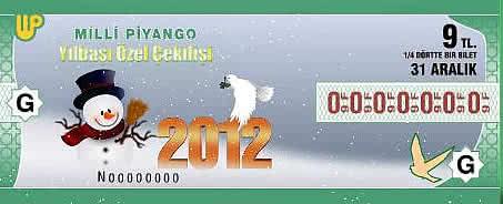 Milli Piyango Kampanyası