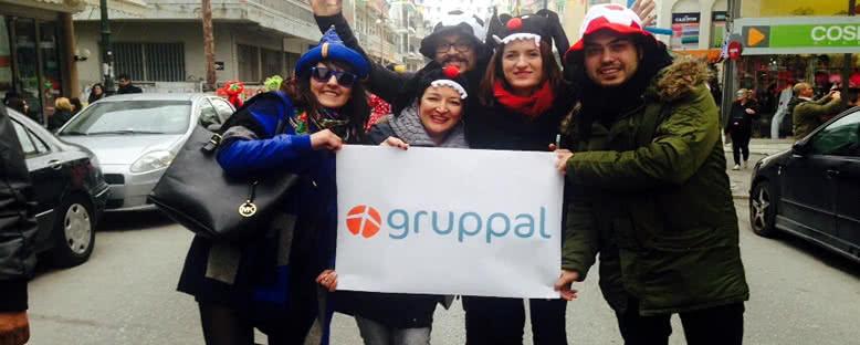 Gruppal ile Tatil Keyfi - İskeçe Karnavalı