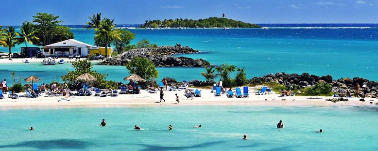 Guadeloupe Kıyıları - Antiller