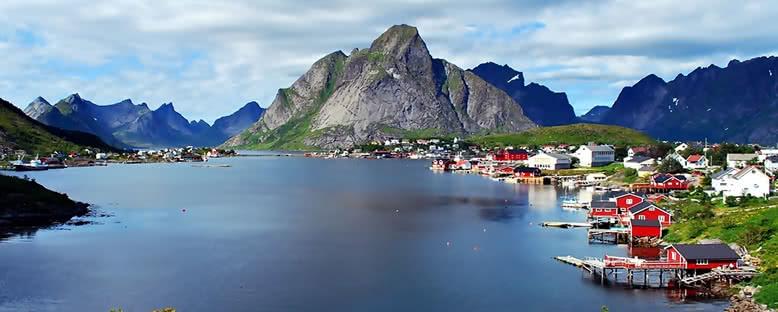 Gudvangen - Norveç