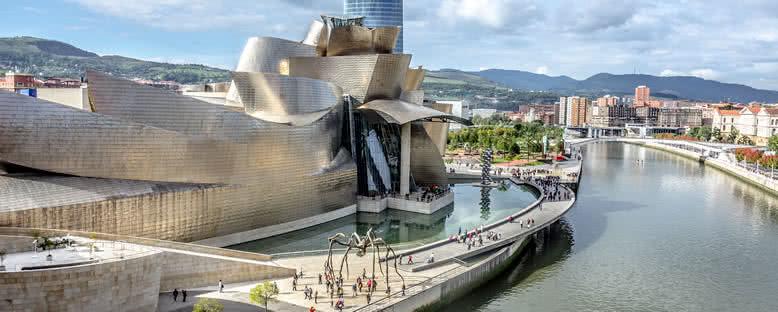 Guggenheim Müzesi Kompleksi - Bilbao