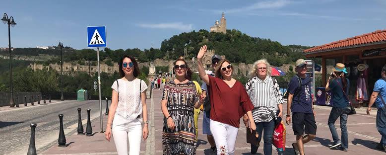 Gül Hasadı Turu Katılımcıları - Kazanlık Gül Festivali