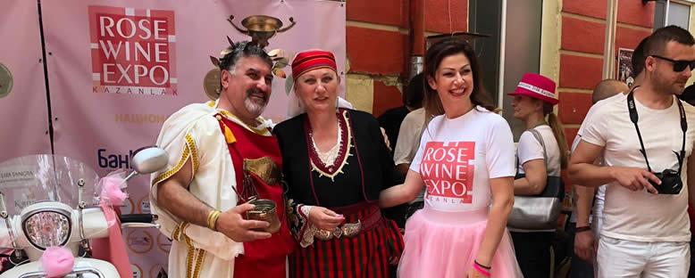 Gül Ürünleri Satıcıları - Kazanlık Gül Festivali