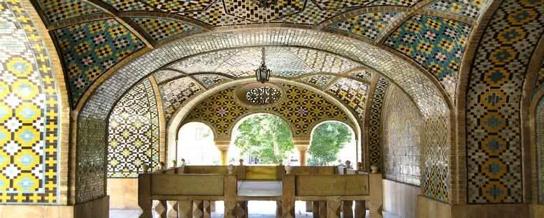 Gülistan Sarayı - Tahran