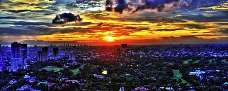 Gün Batımı - Manila