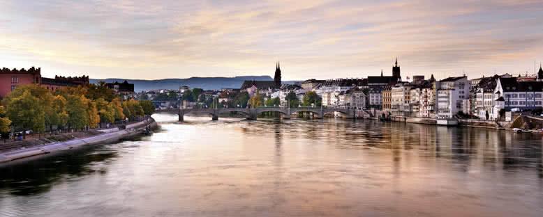 Gün Doğumu - Basel