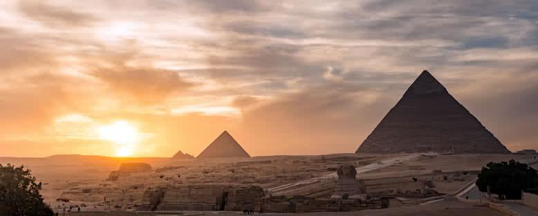 Gündoğumu Manzarası - Kahire