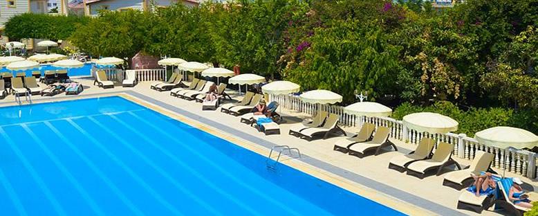 Güneş Keyfi - Riverside Garden Resort