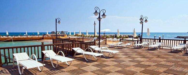 Güneşlenme Terası - Ada Beach Hotel