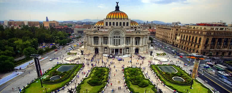 Güzel Sanatlar Müzesi - Mexico City