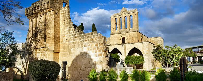 Güzelyurt Harabeleri - Kıbrıs