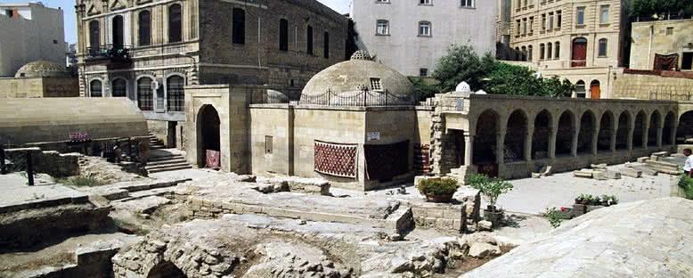 Hacı Gayyib Hamamı - Bakü